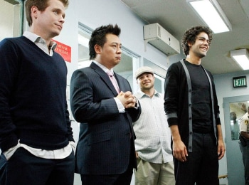 программа А1: Красавцы Китайский квартал