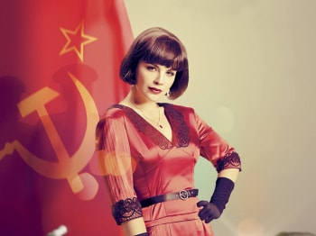 программа Мир: Красная королева 1 серия