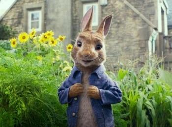 Кролик Питер в 16:20 на канале