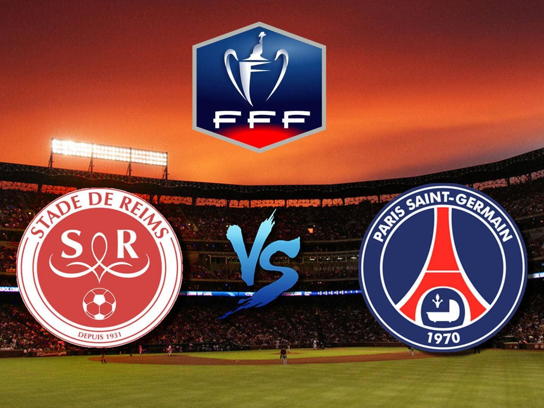 Кубок Французской лиги 1/2 финала Реймс — ПСЖ в 15:35 на канале