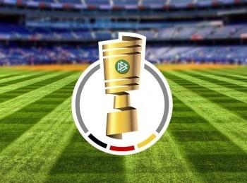 программа МАТЧ! Футбол 3: Кубок Германии 1/32 финала Обзор