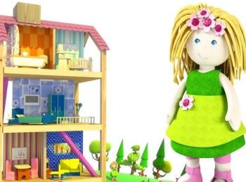 Кукольный-домик-Балкон