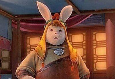 кадр из фильма Кунг-фу кролик: Повелитель огня