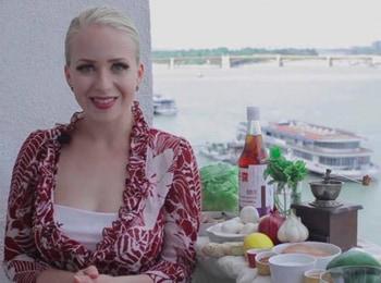 программа Кухня ТВ: Кухня на балконе Корсика