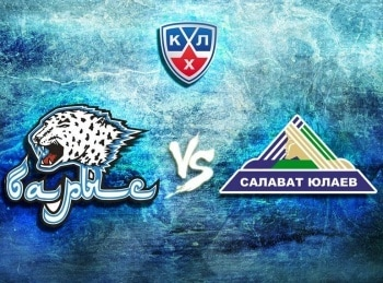 КХЛ Барыс Салават Юлаев в 23:05 на канале