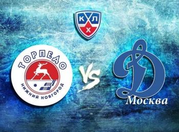 программа Телеканал КХЛ: КХЛ Динамо Москва Торпедо