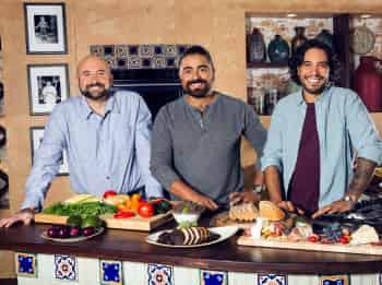 программа Кухня ТВ: Латинская кухня 8 серия
