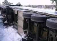 Ледяная дорога Штормовое предупреждение в 12:35 на канале