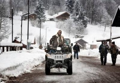 кадр из фильма Ледяной лес