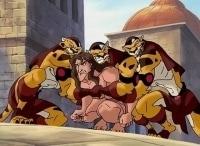 программа Канал Disney: Легенда о Тарзане