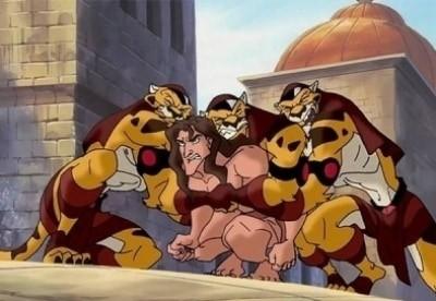 Легенда о Тарзане - фильм, кадры, актеры, видео, трейлер - Yaom.ru кадр
