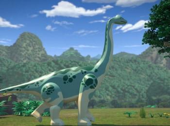 программа Nickelodeon: LEGO Мир юрского периода: Легенда острова Нублар