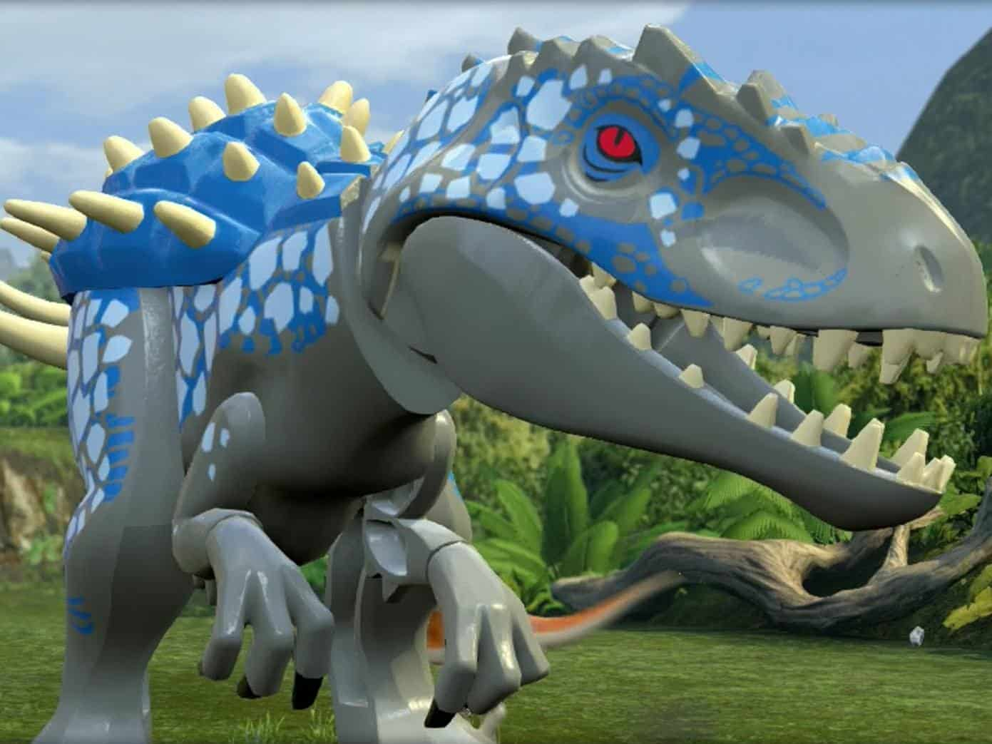 LEGO Мир Юрского периода Сметённые бурей в 13:05 на канале