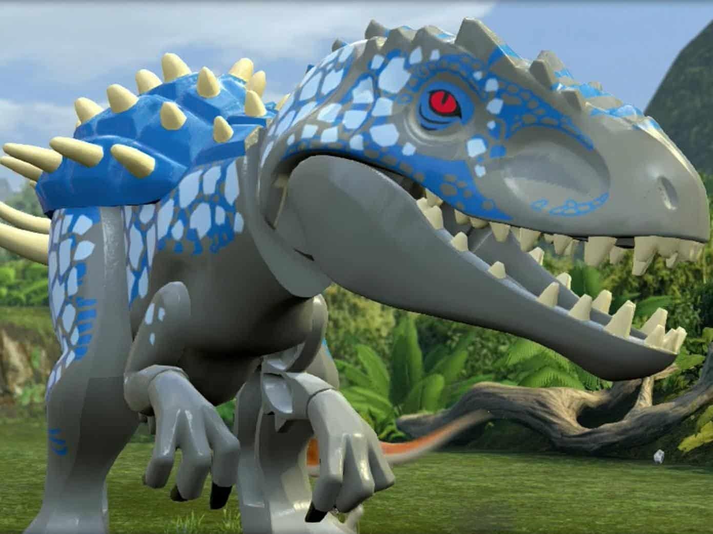LEGO-Мир-Юрского-периода-Столпотворение!