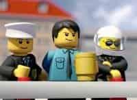 Лего Сити в 13:00 на канале