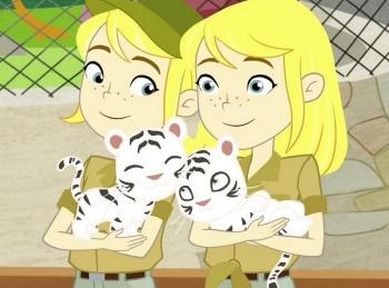 Лекси и Лотти в 09:10 на СТС kids HD