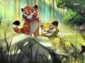 программа Карусель: Лео и Тиг Красный олень