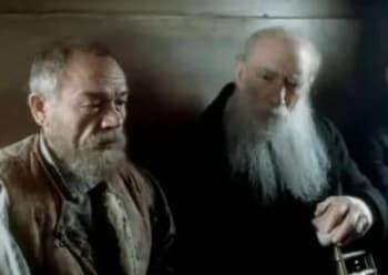 Алексей Петренко и фильм Лев Толстой Уход