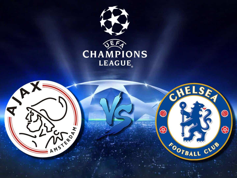 Лига чемпионов Аякс Нидерланды — Челси Англия Прямая трансляция в 19:40 на канале
