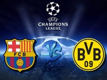 программа МАТЧ! Футбол 1: Лига чемпионов Барселона Испания — Боруссия Дортмунд, Германия