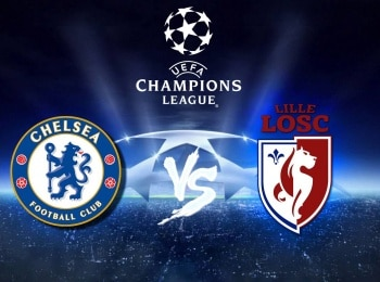Лига чемпионов Челси Англия — Лилль Франция в 17:00 на канале