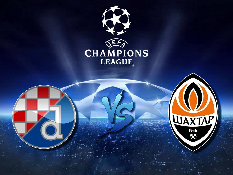 программа МАТЧ! Футбол 1: Лига чемпионов Динамо Загреб, Хорватия — Шахтёр Украина