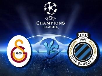 программа МАТЧ! Футбол 1: Лига чемпионов Галатасарай Турция — Брюгге Бельгия