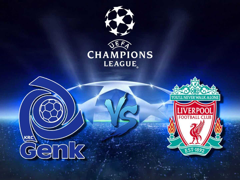 Лига чемпионов Генк Бельгия — Ливерпуль Англия в 00:35 на канале