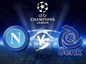 программа МАТЧ! Футбол 1: Лига чемпионов Наполи Италия — Генк Бельгия