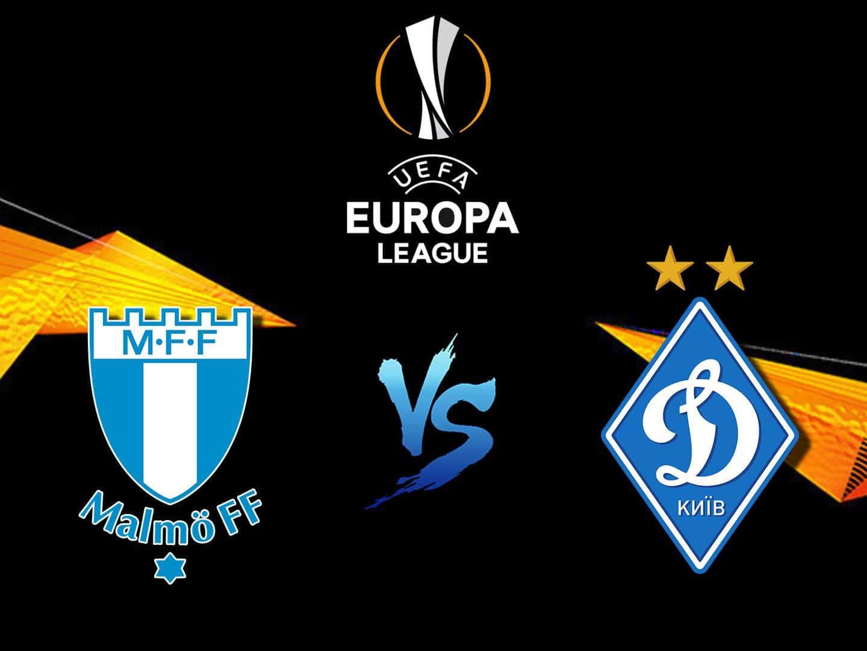 Лига Европы Мальме Швеция — Динамо Киев, Украина в 13:35 на канале
