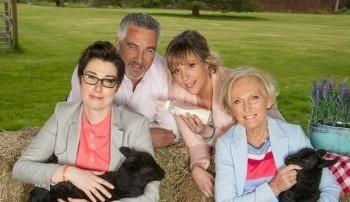 программа Кухня ТВ: Лучший пекарь Британии 6 серия