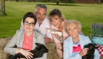 программа Кухня ТВ: Лучший пекарь Британии Кондитерские изделия