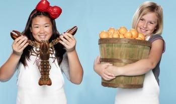 программа Рыжий: Лучший повар Америки: Дети 12 серия