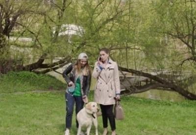 Дарья Егорова и фильм Люблю тебя любую
