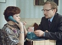 Любовь в советском кино в 04:45 на ТВ Центр