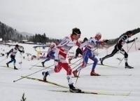 Лыжные гонки Кубок мира Тур де Ски Оберстдорф Женщины Гонка преследования в 12:00 на канале