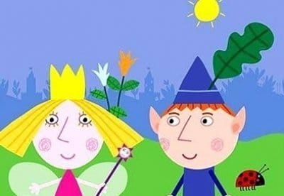 Маленькое королевство Бена и Холли - фильм, кадры, актеры, видео, трейлер - Yaom.ru кадр