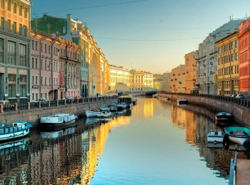 программа Санкт-Петербург: Малые родины большого Петербурга