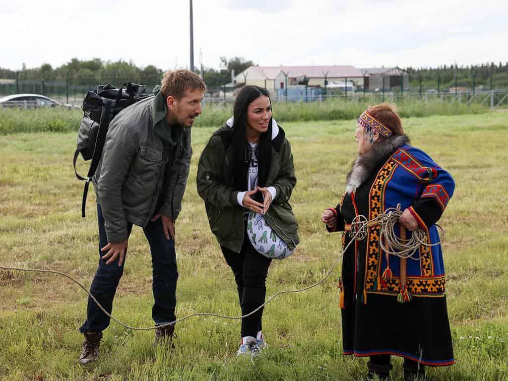 программа ТВ3: Мама Russia Тыва