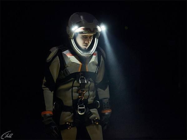 Марс 5 серия Тёмная полоса в 22:50 на канале