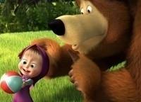 программа Карусель: Маша и Медведь Машины сказки Машкины страшилки