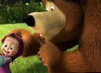программа Карусель: Маша и Медведь