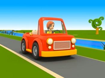 Машина-автошкола-Пожарная-машина-1