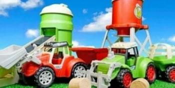 Машины-помощники-Ферма