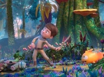 программа Киносемья: Маугли дикой планеты