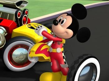 программа Канал Disney: Микки и весёлые гонки Сезон 2 й