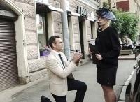 программа ТВ 1000 русское кино: Миллионерша 3 серия