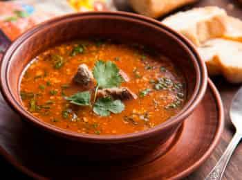 программа ЕДА: Мир любимых вкусов Суп харчо