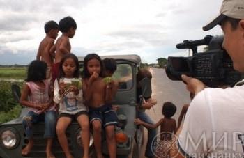 программа Пятница: Мир наизнанку Бразилия Юный футбольный гений Маркиньо