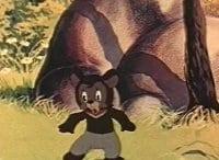 Мишка-задира кадры